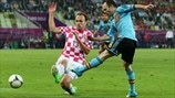 EURO 2012 highlights: Croatia 0-1 Spain