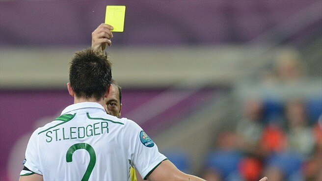 Sean St Ledger (Republic of Ireland)