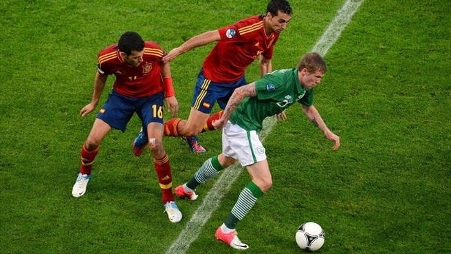 James McClean (Republic of Ireland)