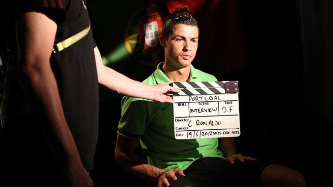 Cristiano Ronaldo answers your questions