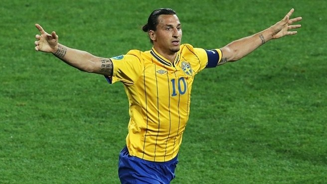 Ibrahimović claims top prize in Sweden