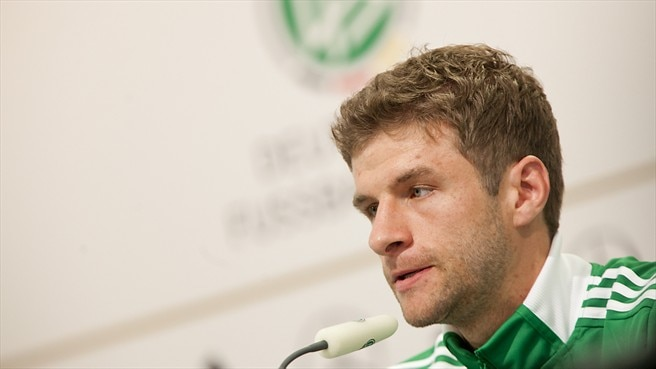 Müller expecting no concessions from Greece