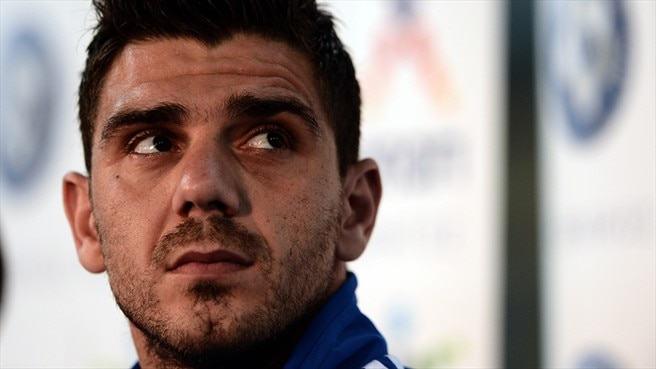Greece's Katsouranis believes in miracles