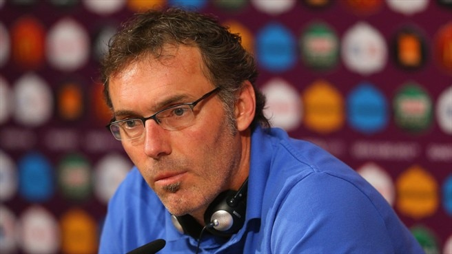 Blanc opts to end reign as France coach