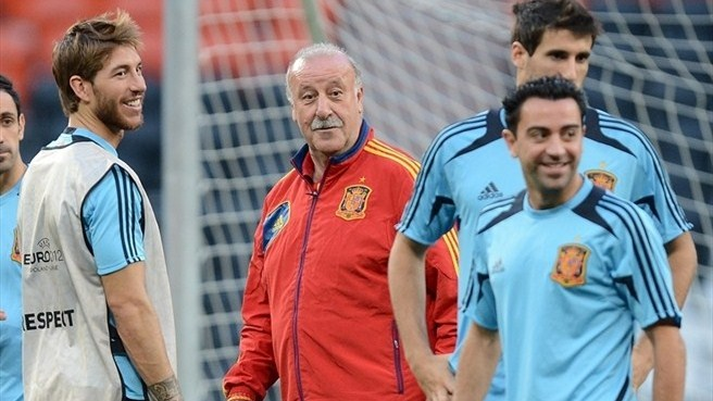 Del Bosque willing Spain to break with history