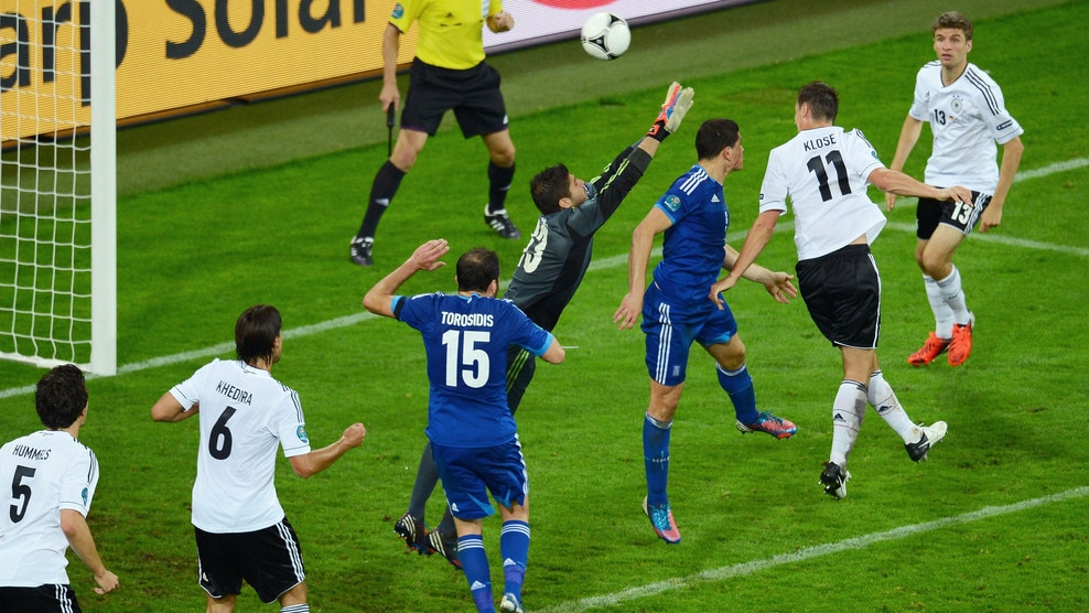 mknace unlimited | EURO 2012 | Miroslav Klose Jerman