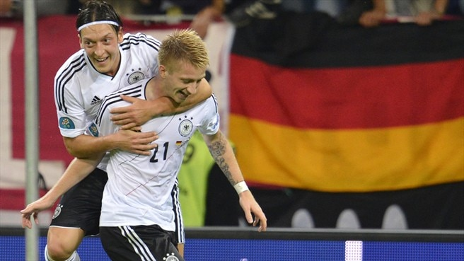 Germany's winning run – 15 and counting