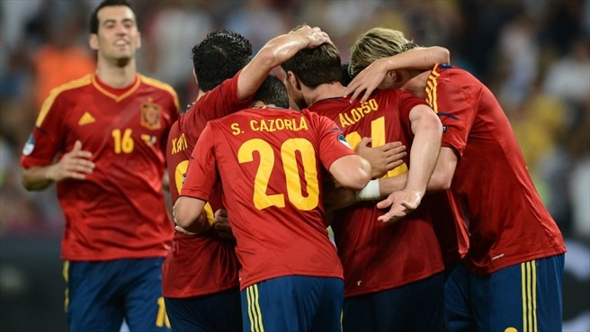Satisfied Spain switch focus to Portugal
