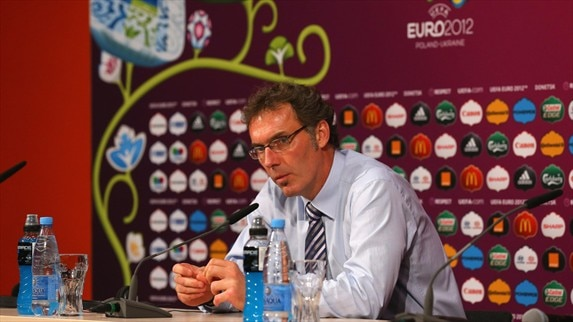 Post-match press conference: ESP - FRA