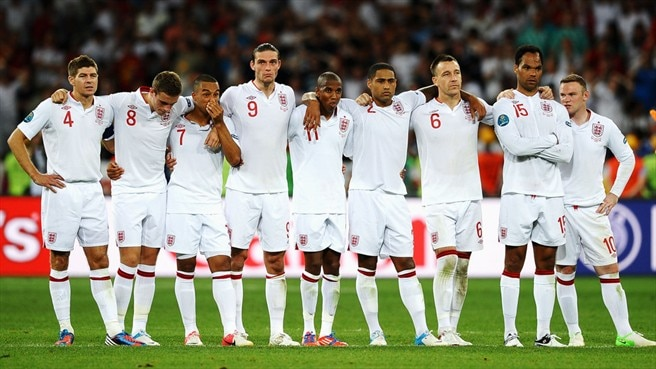 England look forward as penalty pain strikes again