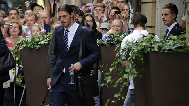 Andy Carroll (England)