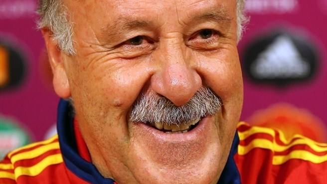 Del Bosque's pride in leaving lasting impression