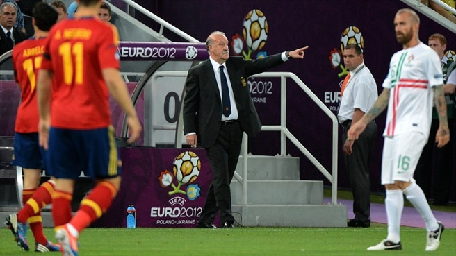 Del Bosque dreaming of making history