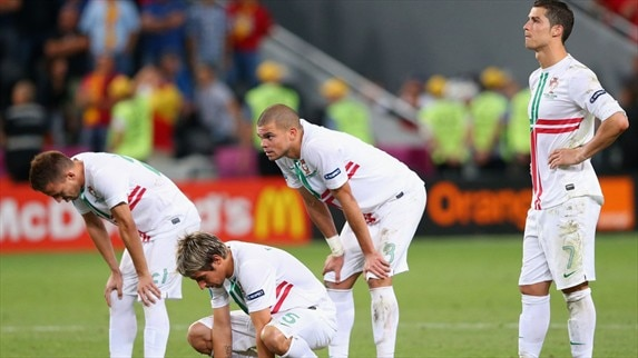 Portugal punch above their weight