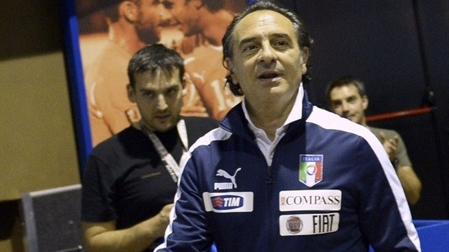 Italy must not fear Spain, says Prandelli