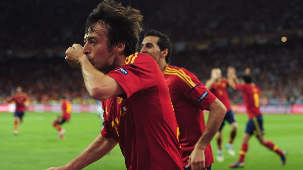 mknace unlimited | EURO 2012 | David Silva Sepanyol