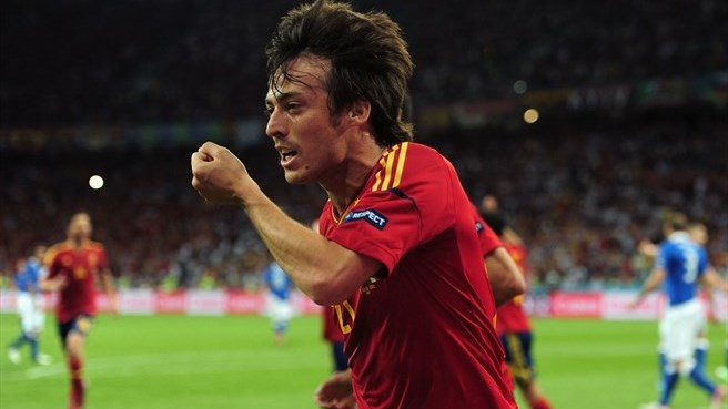 Spain join Germany atop the EURO podium