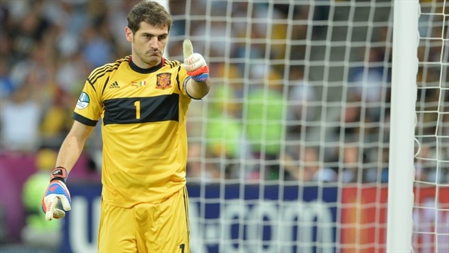 Iker Casillas (Spain)