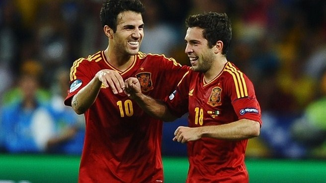 Spain stars target yet more success
