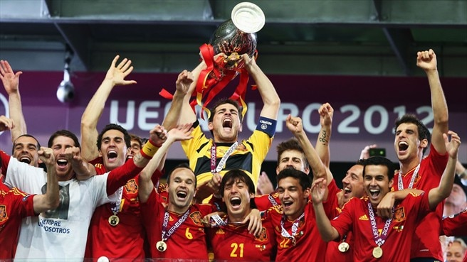 Clubs share in UEFA EURO 2012 bounty