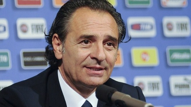 Prandelli plotting Italy's bright future
