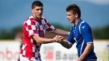 Ante Rebić (Croatia) & Safet Šivšić (Bosnia and Herzegovina)