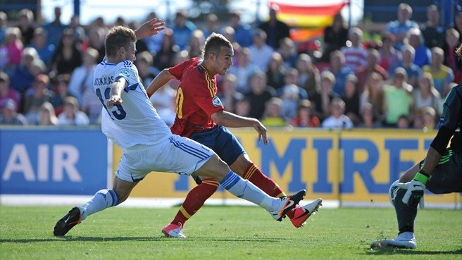 Jesé shows the way in scoring race