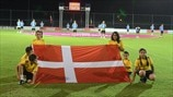 Denmark flag-bearers