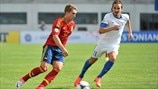 Gerard Deulofeu (Spain) & Karl-Eerik Luigend (Estonia)