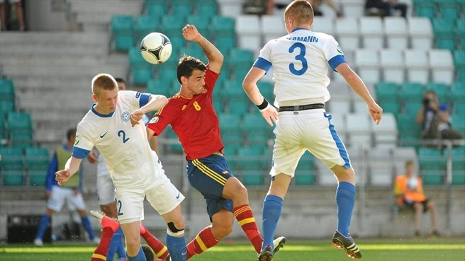 Suso (Spain), Karl-Eerik Luigend & Kevin Ingermann (Estonia)