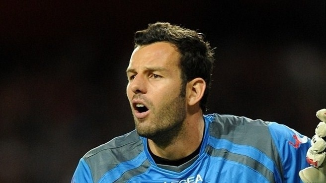 Udinese goalkeeper Handanovič heads to Inter