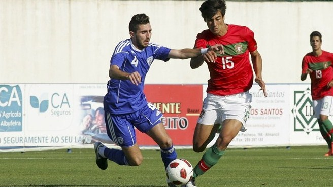 André Gomes (Portugal) & Philip Hayek (Israel)