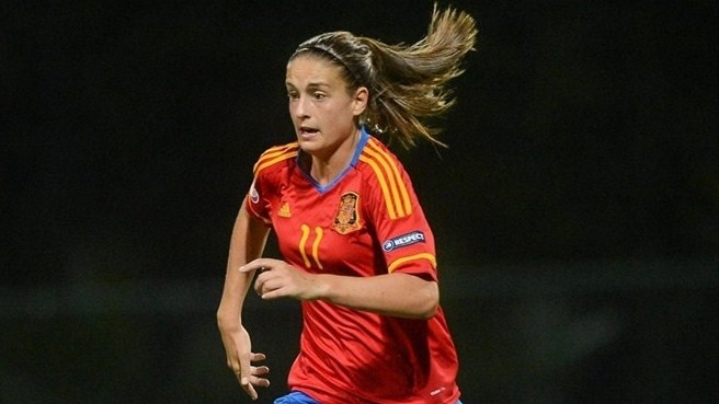 Alexia Putellas (Spain)