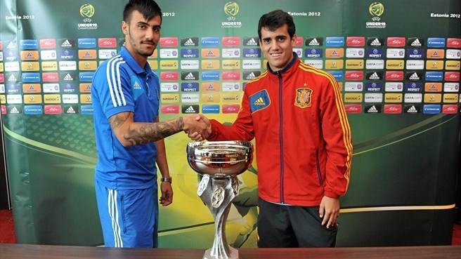Juanmi looks to Spain coach for final inspiration