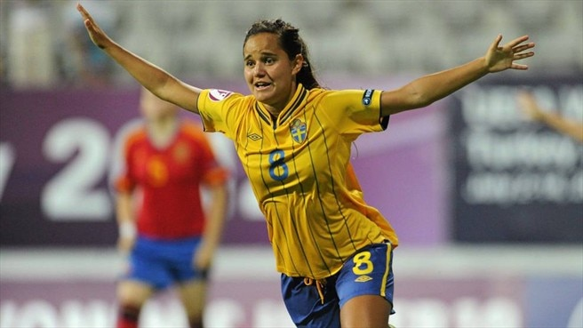 Malin Diaz (Sweden)