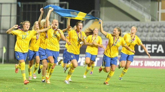 Barrling reveals secrets of Sweden's Women's U19 win