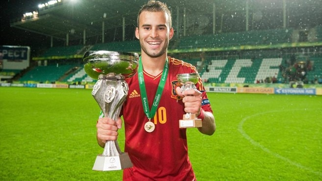 More joy for Spain's Jesé with U19 scoring honour