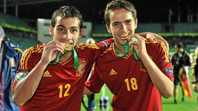 Joni & Denis Suárez (Spain)