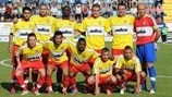 F91 Dudelange line up