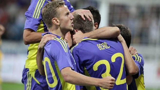 Maribor banking on home form against Tottenham