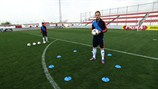 Rakitic ball control challenge