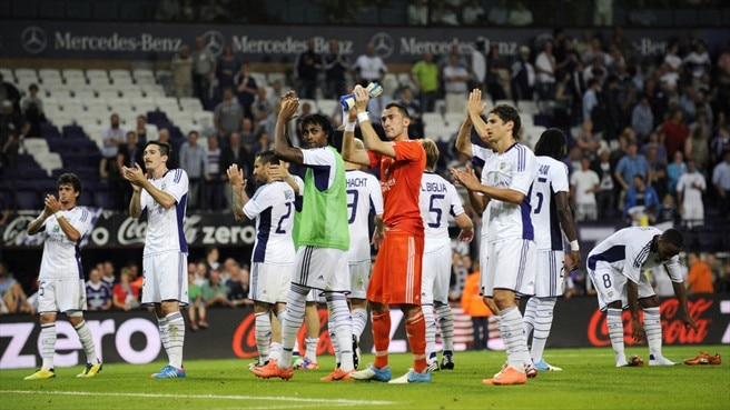 Anderlecht 5-0 Ekranas: reaction