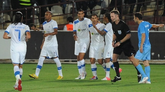 Unbeaten Anorthosis play down expectation