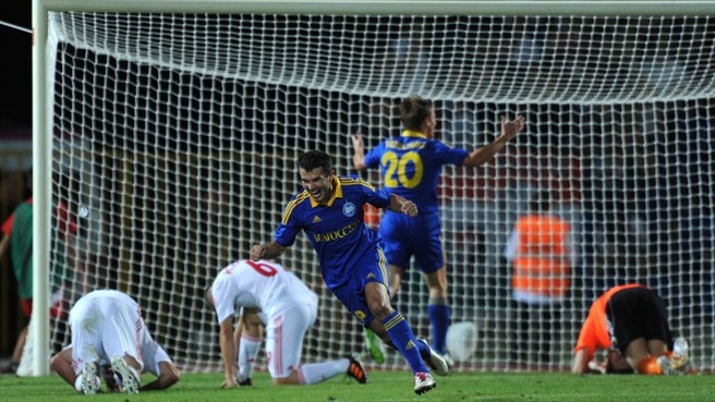 BATE come good in Debrecen second leg