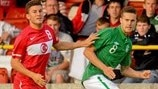 Sefa Yılmaz (Turkey) & Conor Henderson (Republic of Ireland)