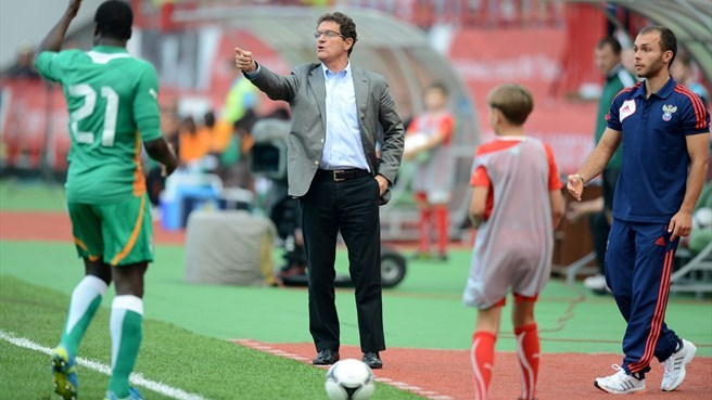 Capello thwarted as Ivory Coast hold Russia