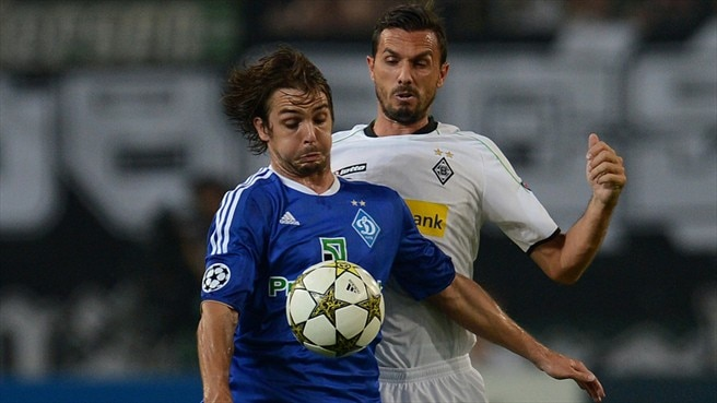 Mönchengladbach seeking just reward in Kyiv