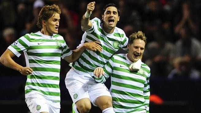 Solid Celtic too strong for Helsingborg