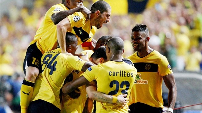 AEL secure famous win at Anderlecht's expense