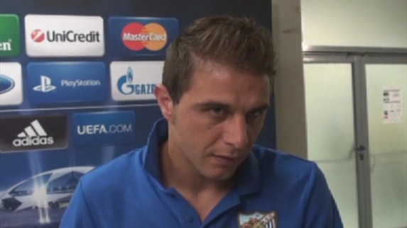Panathinaikos-Malaga: Reaction